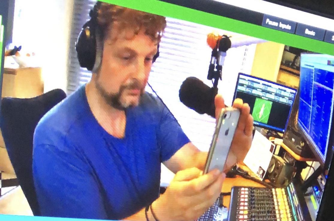 DJ Bart Westerbroek